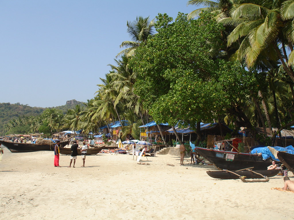 places to visit to goa