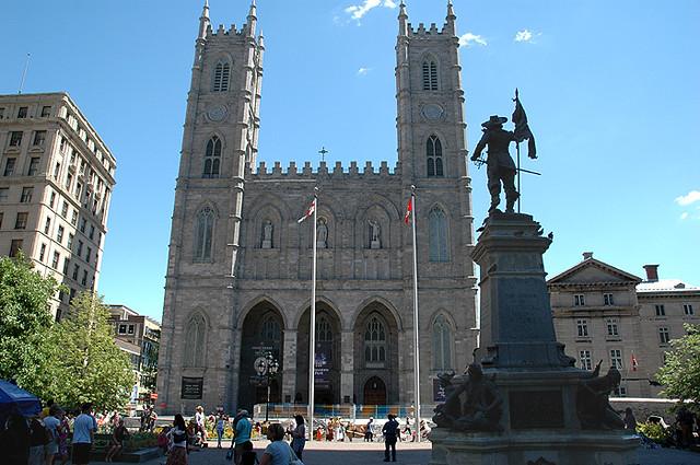 Montreal - Vieux Montreal