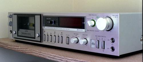Technics M270X  Cassette Deck