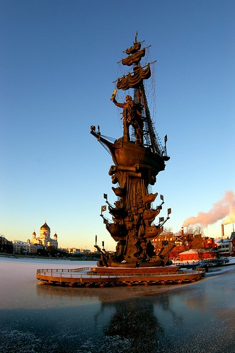Памятник Петру Первому / Monument to Peter the Great | by AlphaTangoBravo / Adam Baker