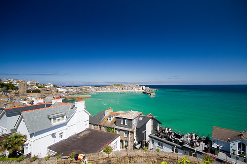 Sunny Day in St Ives, Cornwall | by David Sheales