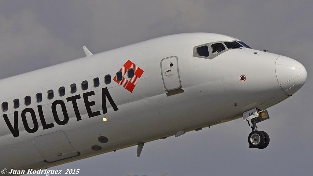 EI-EXA - Volotea Arlines Boeing 717-2BL
