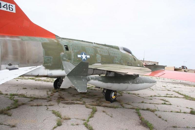 QF-100D Super Sabre 4