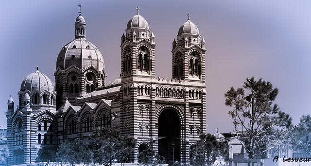 Cathédrale la Major ou Ste-Marie-Majeure