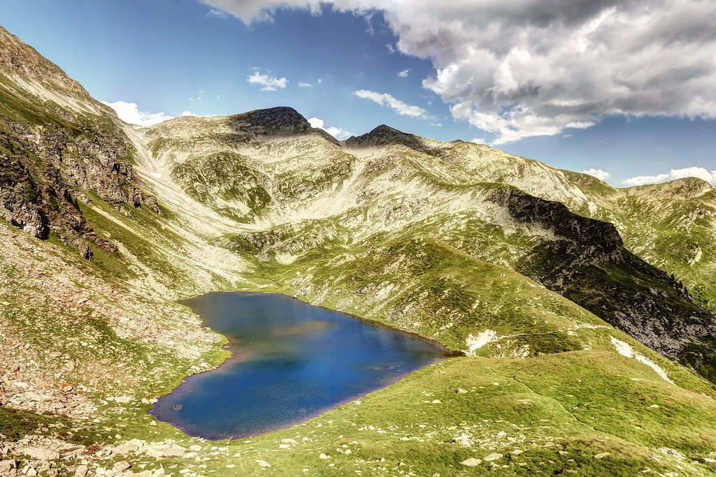 Lac de Calvaresc, Calanca