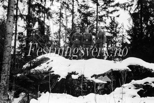 Sanvika Bærum 1940-1945 ((904)