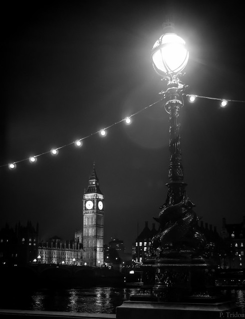 The Big Ben by Night