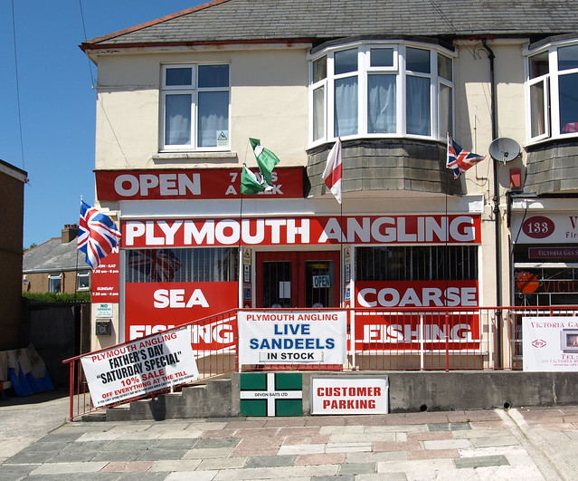 Plymouth Angling
