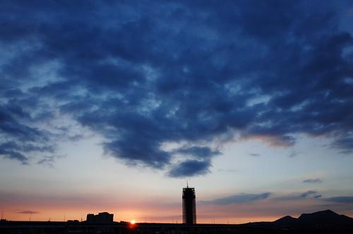 sunset ricohgr 2014 三重 重新橋 新北市
