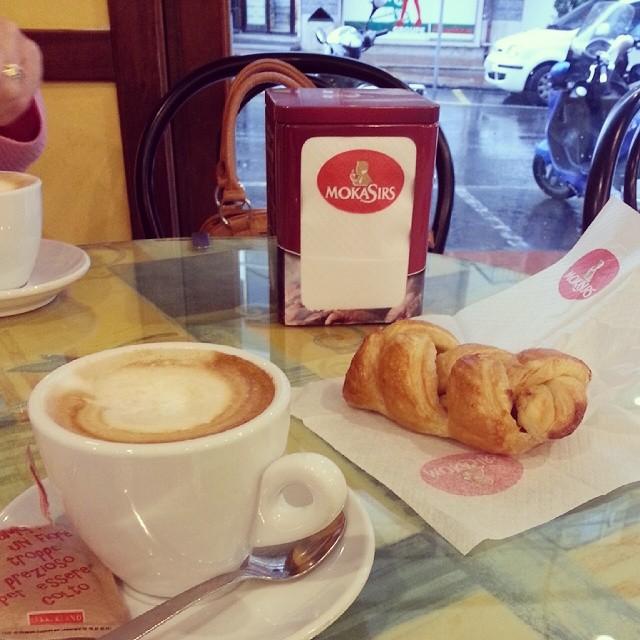 Good Morning Rain! We Do Not Care! #dailyphoto #breakfast