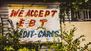 EBT Credit Cards Accepted | by Lee Edwin Coursey