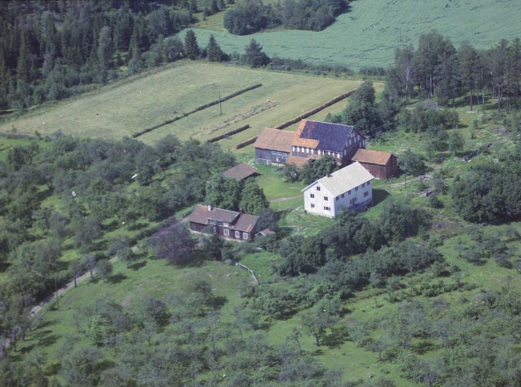 Sommerro gård, Botne