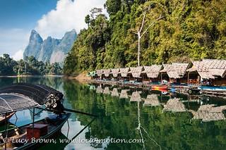 Khao Sok National Park: Cheow Lan Lake | by loca4motion