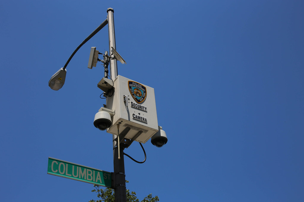 NYPD Security Camera | Paul Sableman | Flickr