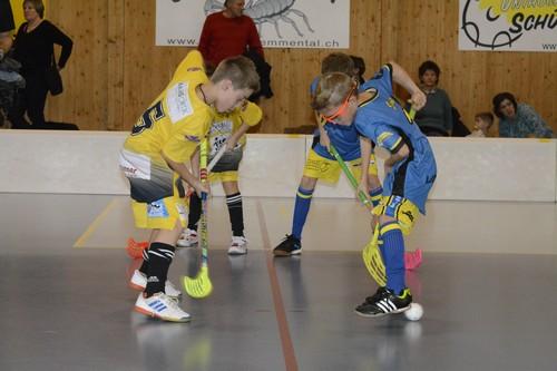 Junioren E I - UHT Schüpbach Saison 2013/14