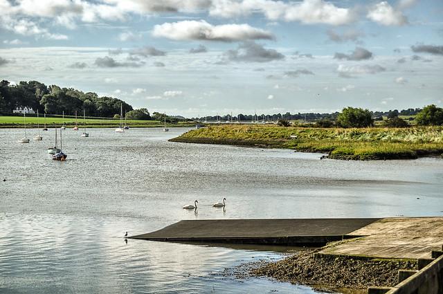 River Deben