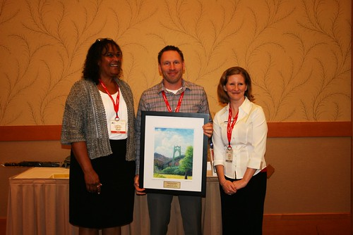 2014 Gold Pinnacle Award - PGE