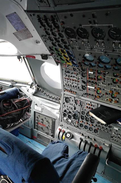 Flight Engineer's Station, Trident 2E