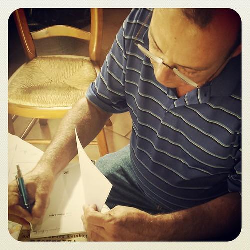 Escuchando la historia del Valbanera de la mano del autor cubano Mario Luis, privilegios inesperados!!!!   by Pedro Baez Diaz @pedrobaezdiaz