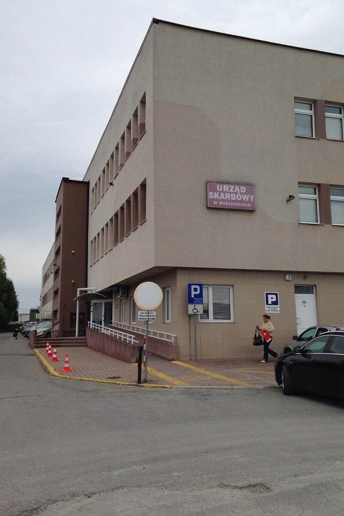 183/365: Tax office in Myślenice