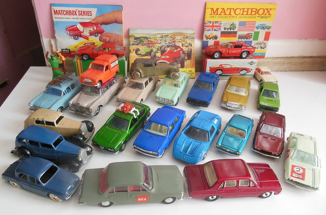 New diecast score from elderly collector sell off