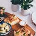 olives and artichokes focaccia