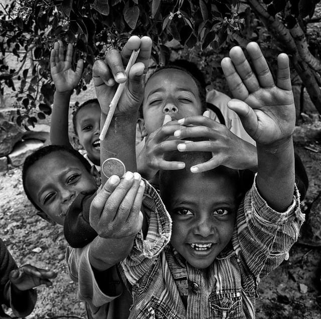 Hands, Adigrat Boys, Ethiopia