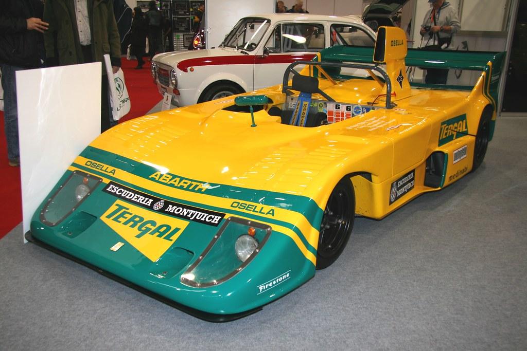 Abarth Osella PA2 1974 Chassis 011
