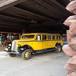 Yellowstone bus