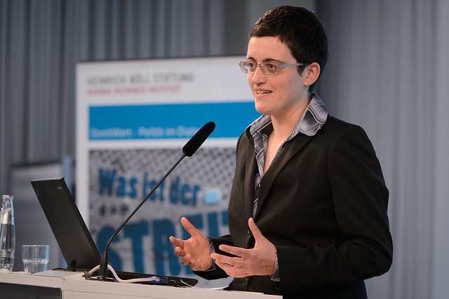 Susanne Diehr (Referentin Gunda-Werner-Institut), Foto: www.stephan-roehl.de