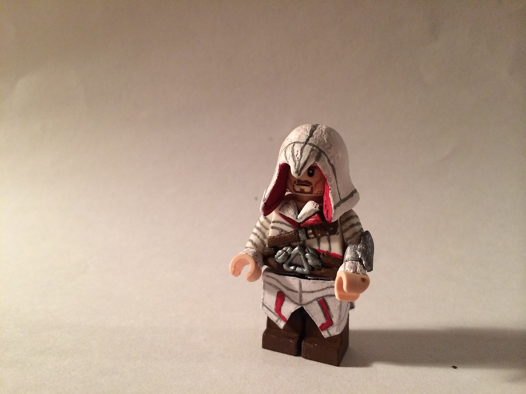 Lego Ezio Auditore Da Firenze Brotherhood Marco C