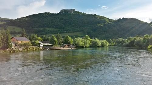 water river bosnia una voda bosna kulen vakuf
