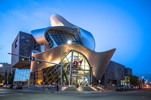 Edmonton - Art Gallery of Alberta | by IQRemix