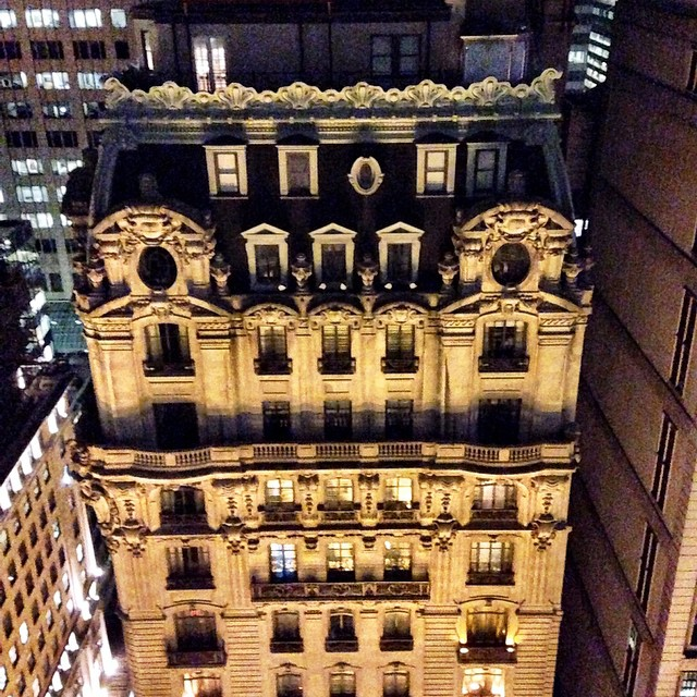 The view of our hotel from the Salon de Ning rooftop bar a… | Flickr