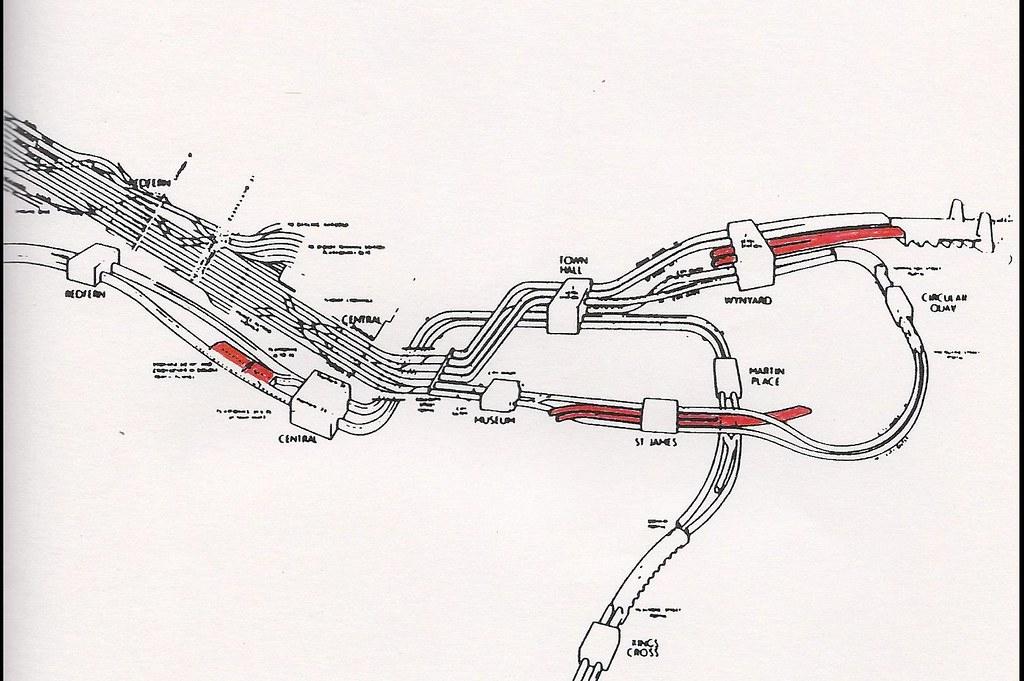 The Sydney Underground     Incomplete