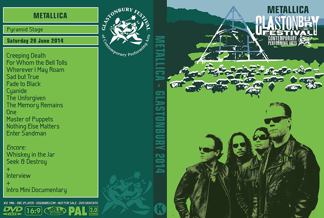Metallica - Glastonbury 2014