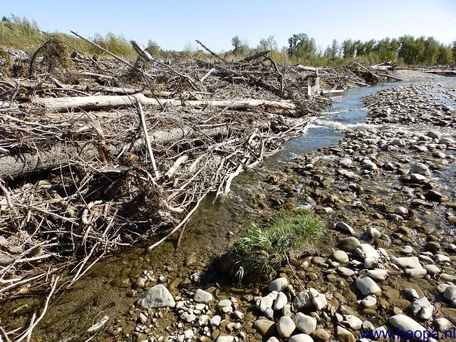16-09-2013 De Vallei - fishcreek wandeling 36 Km  (68)
