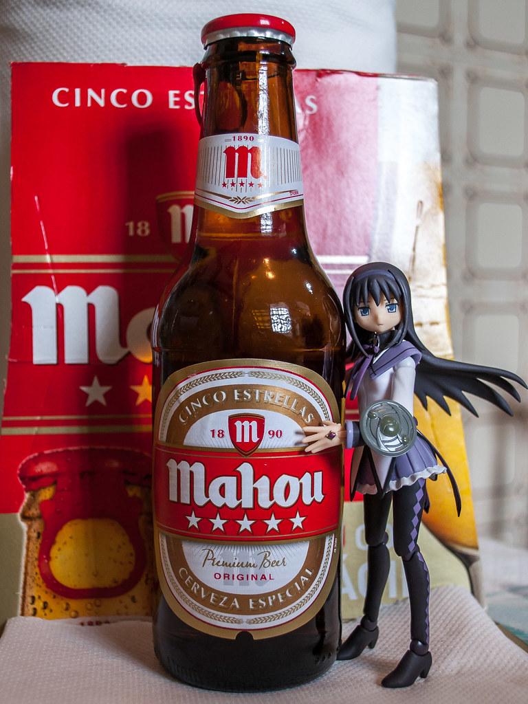Mahou Cinco Estrella: Spanish beers