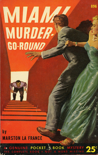 Pocket Books 896 - Marston La France - Miami Murder-Go-Round