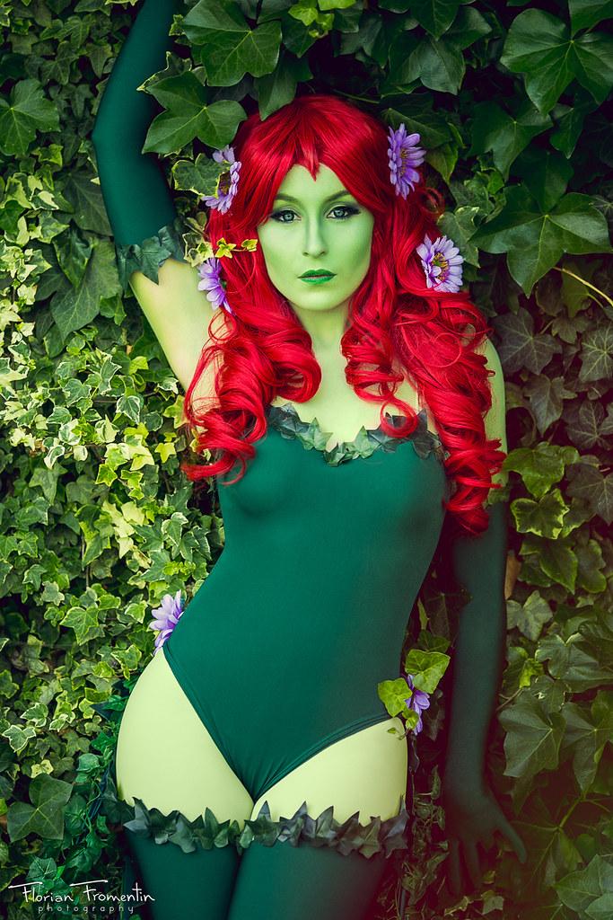 Poison Ivy Cosplay Kitty-kats 1