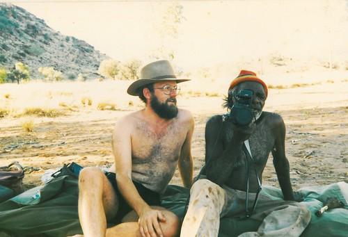 Paul and Ilyatjari