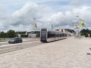 Alstom Citadis 402 n°058  -  Tours FIL BLEU - Ligne A | by A - Bobo