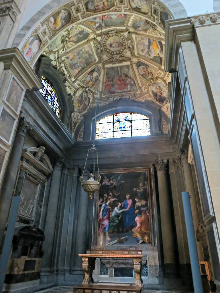 Basilica Of Santa Maria Novella Gaddi Chapel Vault Flickr