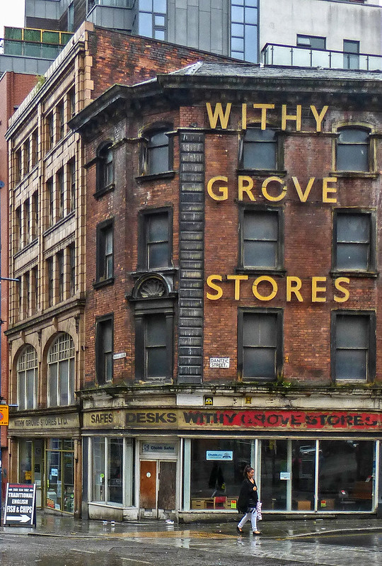 Withy Grove Stores