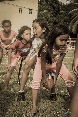 girls-playing-football-empower-2-play-coach-ak-ikwuakor-ak-ikwuakor | by empower2play