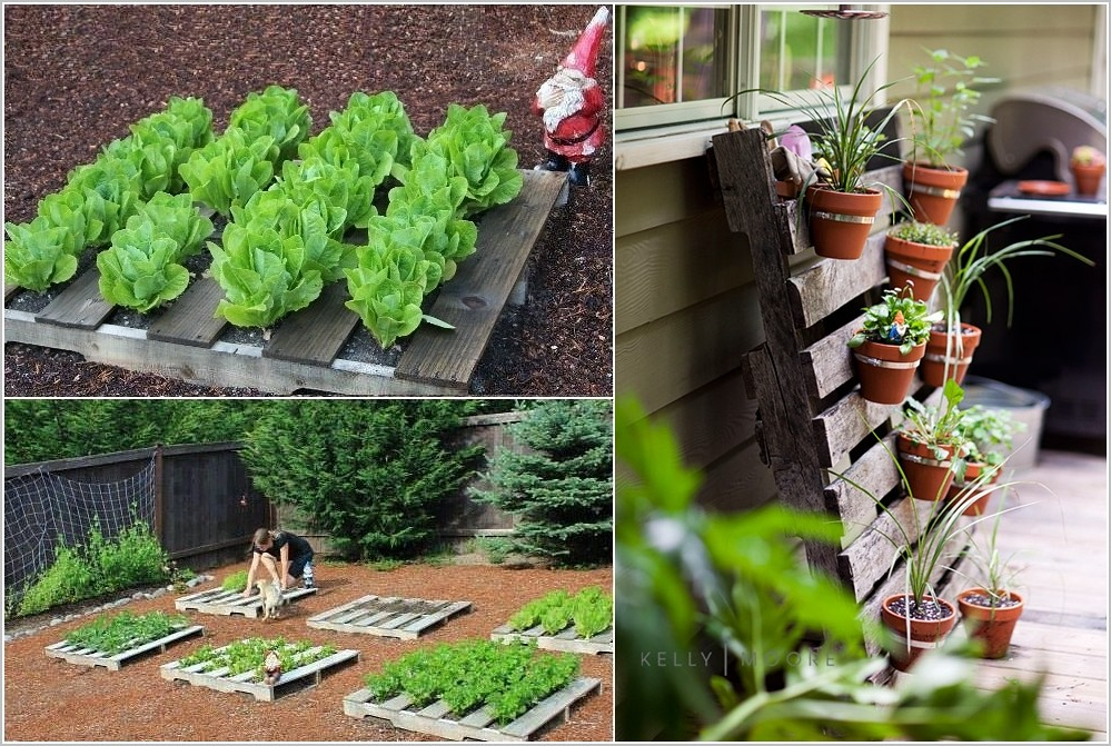 25 Amazing Diy Pallet Garden Projects If You Need To Beaut