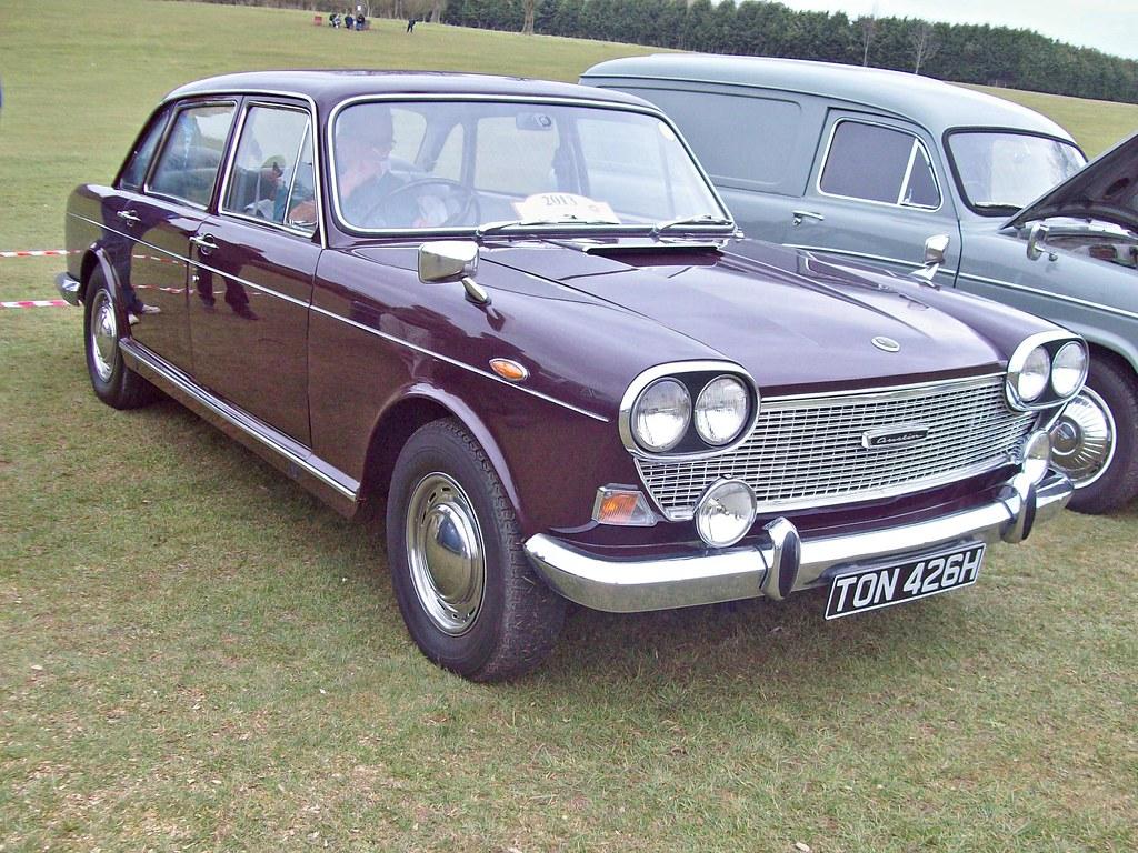 499 Austin 3 litre (1970)
