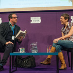 Francesca Martinez speaks to Mark Thomas about her life in comedy |