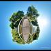 Parque Ribeirinho de Benavente [Planet]