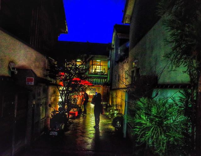 Blue Hour - Kyoto